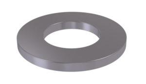 """RONDELLE TITANE """"PLATE"""" - DIN 125 / ISO 7089"""